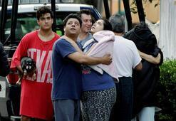 Meksikada bir deprem daha