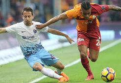 Galatasaray 2-1 Trabzonspor (İşte maçın özeti)
