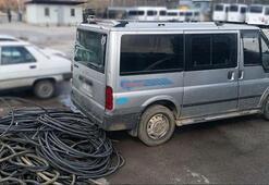 Kablo hırsızlarına Kirpi Operasyonu