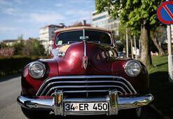 Klasik otomobil tutkunları bahar rallisinde buluştu