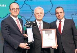Poyraz Otomotiv 8 ödül kazandı