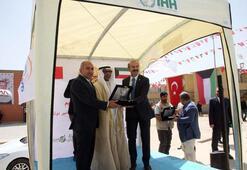 Kuveyt Emiri Şeyh Sabah Konteyner Kenti açıldı