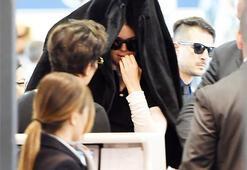 Kendall Jennerın dönüşü olaylı oldu