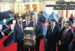 Kültür ve Turizm Bakanı Kurtulmuş: Özel sektör elini taşın altına koysun