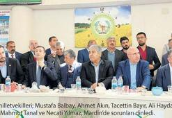 CHP'den Mardin çıkarması
