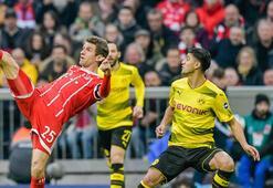 Bayern Münihten Borussia Dortmunda 6 gol