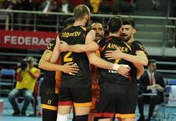 Galatasaray seride öne geçti