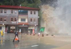 Son dakika... Rize'de şiddetli yağış 1 kişi öldü, 10 kişi yardım bekliyor