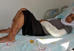 Eve kilitlediği eşine 15 gün boyunca işkence yaptı