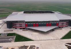 Yeni Diyarbakır Stadyumu, Türkiye Kupası finaline hazırlanıyor