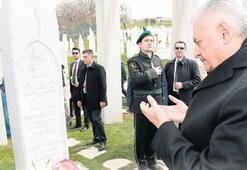 Başbakan Yıldırım'ın Evlad-ı Fatihan turu