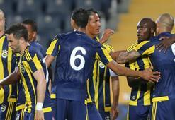 Fenerbahçenin ön eleme karnesi