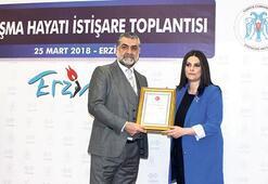 'İstihdama katkı' ödülü AssisTT'in