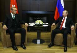 Erdoğan: Rus askerlerinin YPGli teröristlerle fotoğraflarını Putine verdim