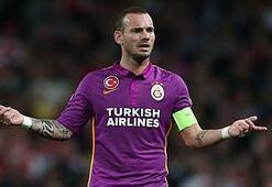 Sneijder kilo almış