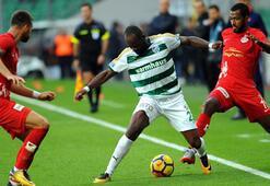 Bursaspor, Antalyaspora konuk oluyor