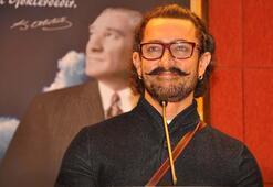 Bakan Kurtulmuş Bollywood yıldızı Aamir Khanı kabul etti