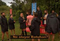 Survivorda ödül oyununda heyecan dorukta Ümit Karan ve Batuhan...