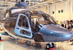 Türkiyenin ilk yerli sivil helikopteri üretildi