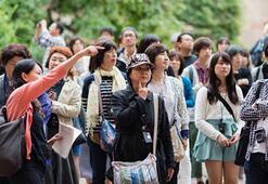 Hedef 250 bin Çinli turist