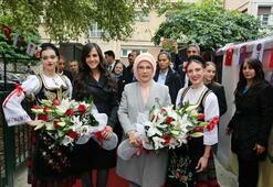 Emine Erdoğan, Ukraynada TİKA projelerini açtı