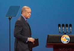 Cumhurbaşkanı Erdoğandan Çinde flaş açıklamalar