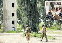 Sözde özel kuvvetlerin kampı ortaya çıkarıldı