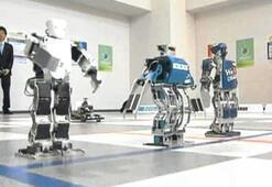 Robot maratonu