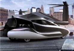 Terrafugia imzalı uçan otomobil 'den yeni video