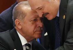 Cumhurbaşkanı Erdoğan ve Lukaşenkonun samimi konuşmaları dikkati çekti