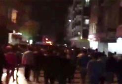 Sultangazi'de cinayetin işlendiği mahalle dün gece yine karıştı