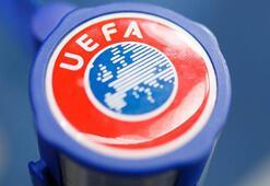 UEFAdan rekor ceza 10 yıl men...