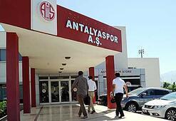 Antalyaspora haciz şoku