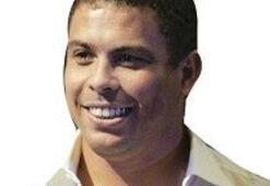 Ronaldo alt beziyle sahaya çıkmış