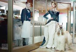 A Precious Glam Vogue Italya