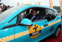 İstanbulda taksilerde yeni dönem: İtaksi