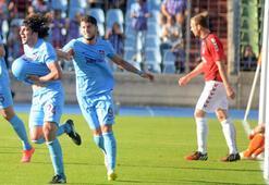 Differdange - Trabzonspor: 1-2