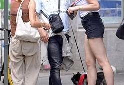 Game of Thrones yıldızı Sophie Turner nişanlısı ile görüntülendi