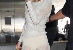 Kendall Jennerın cesur tarzı
