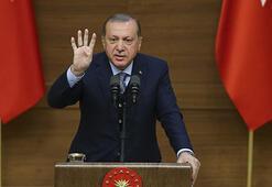 Son dakika... Erdoğandan o söze tepki Sen hangi hakla bunu diyorsun