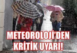 Mersin ve Adana hava durumu Meteorolojiden Mersin ve Adana için sağanak yağış uyarısı...