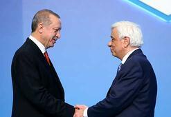 Yunanistan'dan cumhurbaşkanı düzeyinde ilk ziyaret