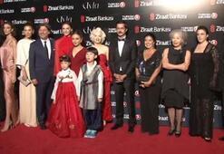 Türkiyenin Oscar adayı Ayladan müthiş gala