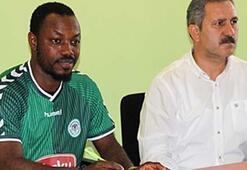 Torku Konyaspor, Traore ile sözleşme imzaladı