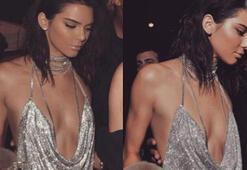 Kendall Jennerdan mayolu selfie