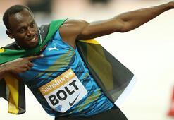 Usain Bolttan sezonun en iyi derecesi