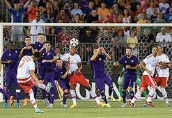 Fiorentina, Benficayı penaltı atışlarıyla 5-4 yendi