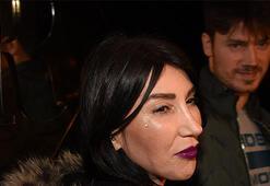Hande Yener yüzüne piercing yaptırdı
