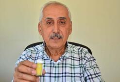 Şifa kaynağı arı sütü miligramla satılıyor