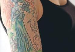 Dövme sanatı ve cilt sağlığı